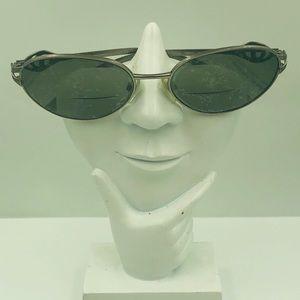 Sergio Tacchini S.T1120-S Silver Sunglasses Frames